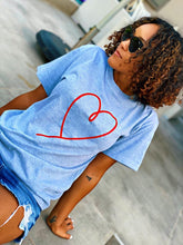 Heart Tee - Valentine's Collection - Adults Tees