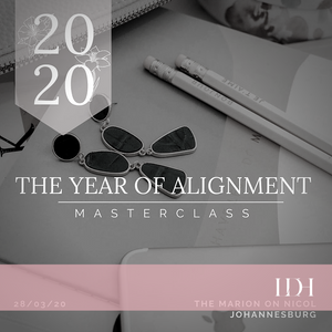 The Year of Alignment Masterclass Event