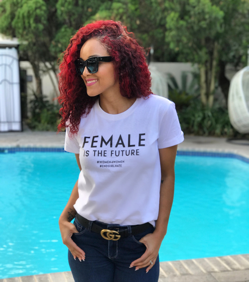 Female Is The Future T-Shirt