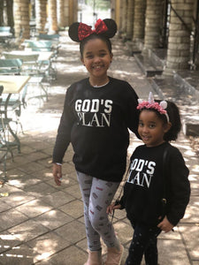 God's Plan Sweater