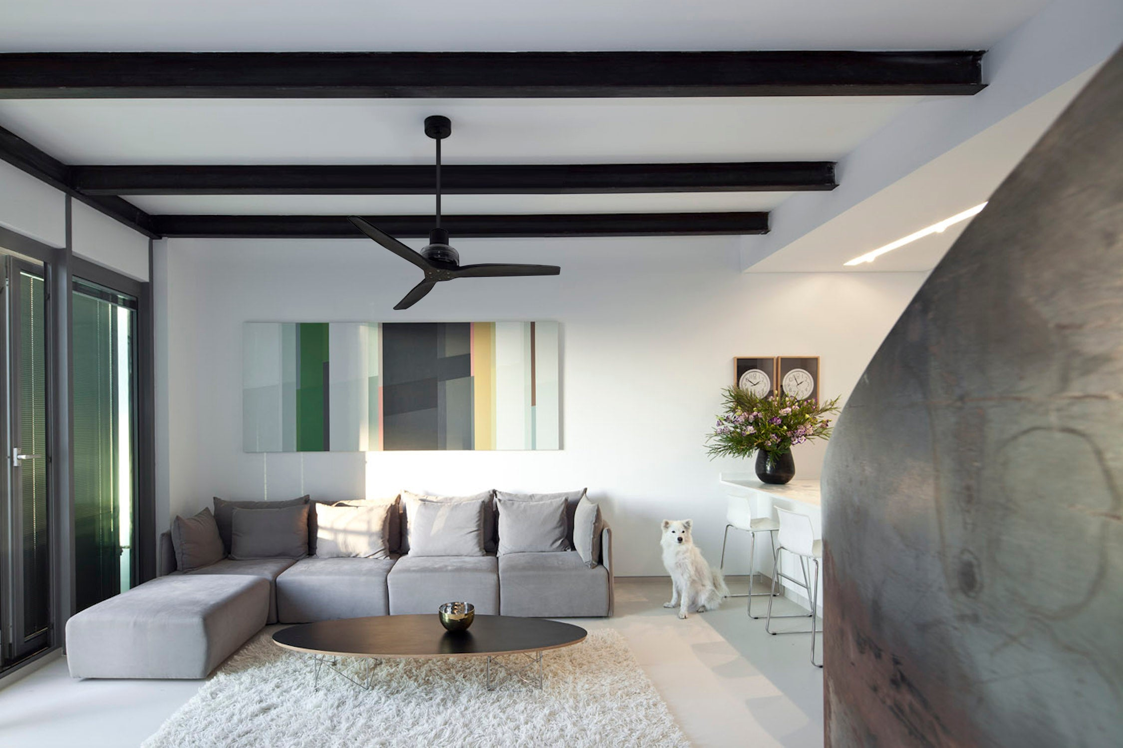 Star Fans Contemporary Ceiling Fans