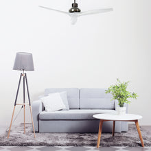 Load image into Gallery viewer, Brown Star Propeller Indoor Outdoor Ceiling Fan