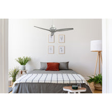 Load image into Gallery viewer, White Star Propeller Indoor Outdoor Ceiling Fan