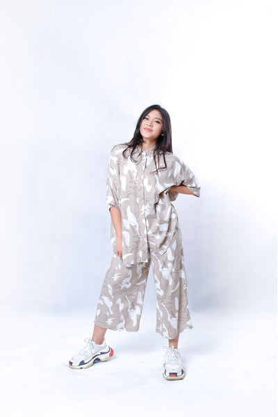 Light Grey Unanta Namima Set