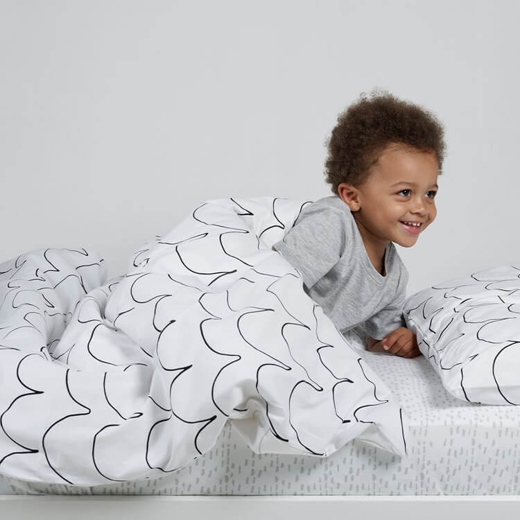 Cot Duvet and Pillow Bundle