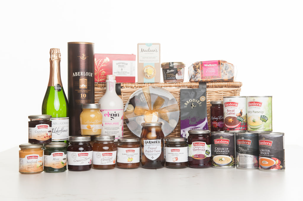 20% Off All Baxters 2017 Hampers!