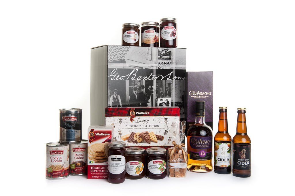 Baxters Hampers Now Available All Year Round!