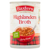 Baxters Favourites Highlanders Broth 400g