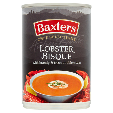 Baxters Lobster Bisque 400g