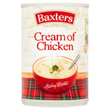 Baxters Favourites Cream Of Chicken Soup 400g