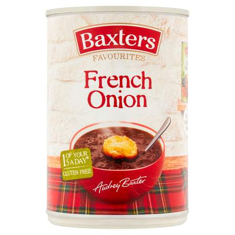 Baxters Favourites French Onion Soup 400g