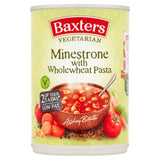 Baxters Vegetarian Minestrone with Wholemeal Pasta Soup 400g