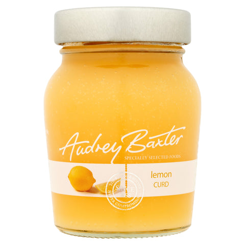 The Audrey Baxter Signature Range Lemon Curd 240g