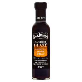 Jack Daniel's Barbecue Glaze Smokey Sweet 275g