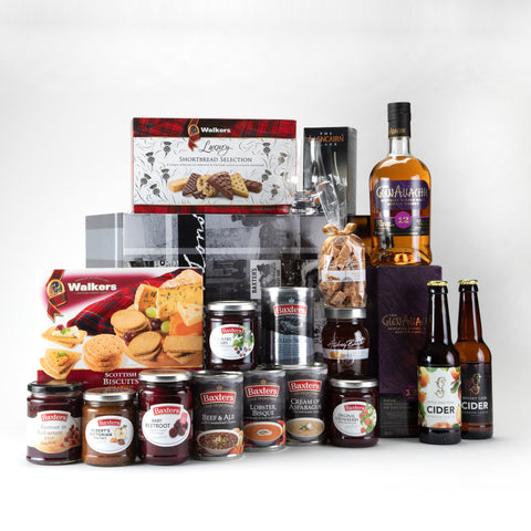 NEW Baxters Taste Of Speyside Hamper