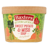 Baxters Super-Licious Sweet Potato & Miso Soup 350g