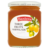 Baxters Three Fruits Marmalade 290g