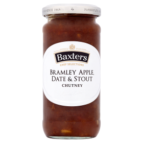 Baxters Chef Selections Bramley Apple, Date & Stout Chutney 230g