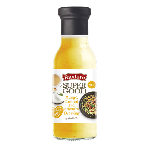 Baxters Super Good Mango, Coconut and Kombucha Dressing 255g
