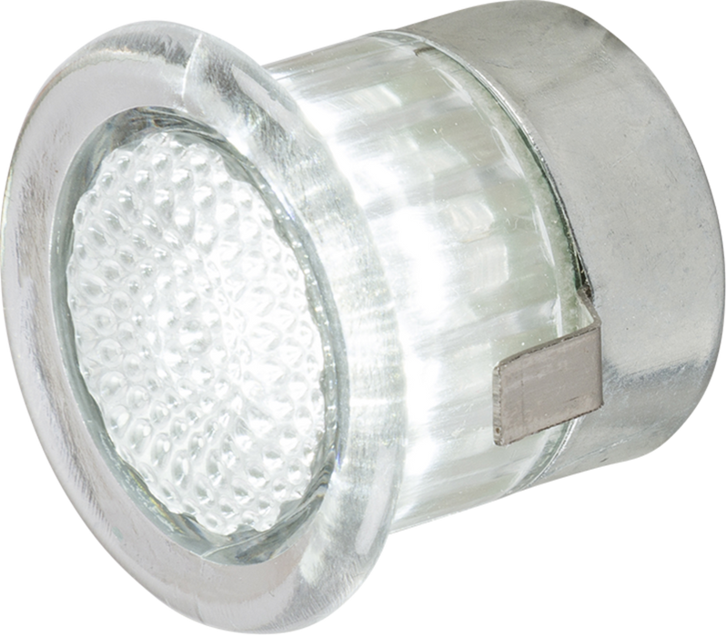IP44 Clear LED Kit 4 x 0.5W White LEDs