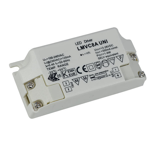 1-9 Watt 350mA Constant Current LED Driver - Steel City Lighting