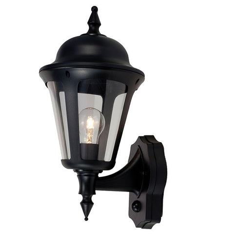 Latina IP65 PIR Wall Lantern