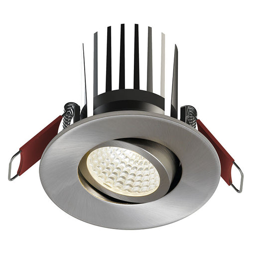 Savona 10 Watt Warm White LED Gimbal Downlight - Steel City Lighting
