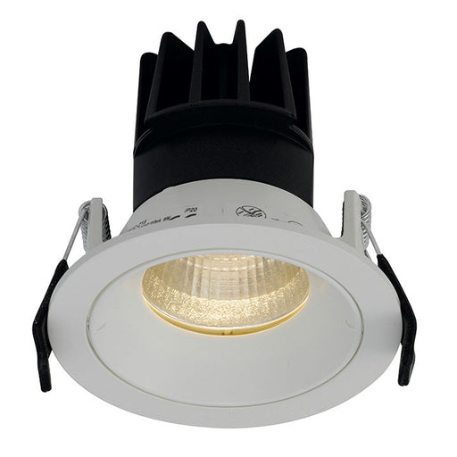 Unity 80 13 Watt Warm White LED Downlight - Steel City Lighting