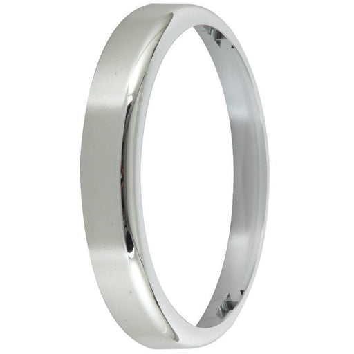 Chrome Bezel For BT14 Series LED Bulkhead Only - Steel City Lighting