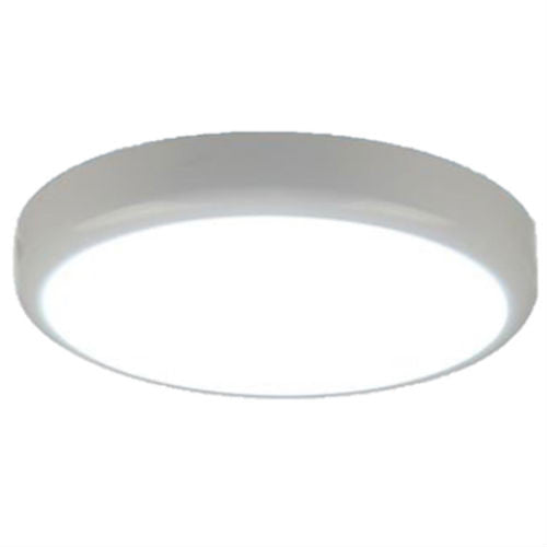 14 Watt IP44 4000K LED Bulkhead c/w Sensor/Dimming Function - Steel City Lighting