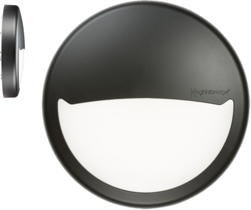BT14 Eyelid Accessory Black - Steel City Lighting