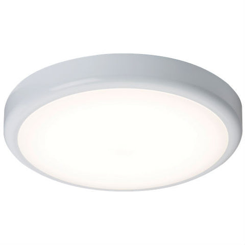20 Watt IP44 6000K LED Bulkhead c/w Sensor/Dimming Function