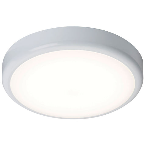 IP44 20 Watt 6000K LED Emergency Flush Bulkhead