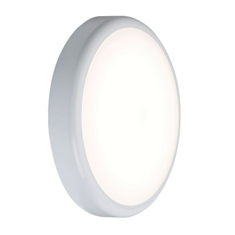 IP44 20 Watt 4000K LED Emergency Flush Bulkhead