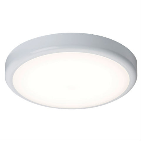 IP44 20 Watt 4000K LED Flush Bulkhead