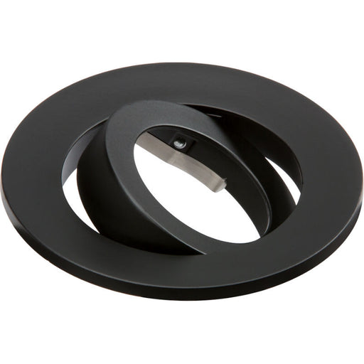 Black Tilt Bezel for EVOT and EVOXLT - Steel City Lighting