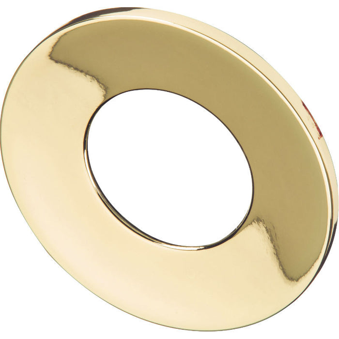 Brass Fixed Bezel for EVOF and EVOXLF - Steel City Lighting