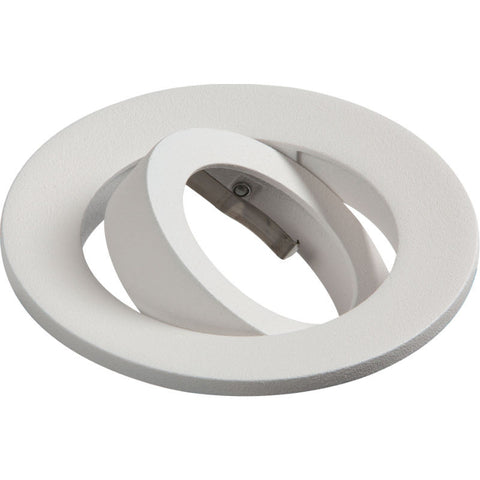 Matt White Paintable Tilt Bezel for EVOT and EVOXLT