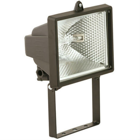 500 Watt IP54 Tungsten Halogen Floodlight