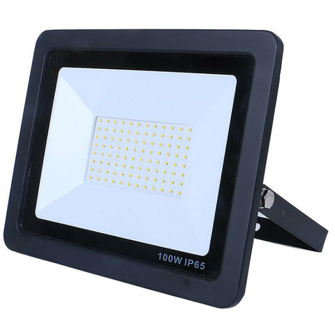 100 Watt LED AC Driverless Floodlight with Photocell