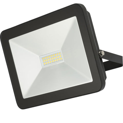 100 Watt IP65 LED Black Die-Cast Aluminium Floodlight