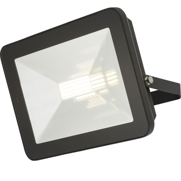 80 Watt IP65 LED Die-Cast Aluminium Floodlight with Microwave Sensor - Steel City Lighting