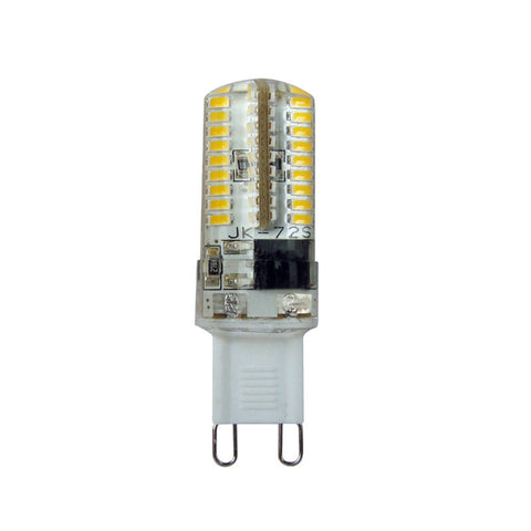 4 Watt Cool White (4000K) Dimmable LED G9 Capsule Lamp