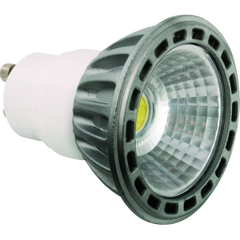 4 Watt Neutral White (4000K) COB LED GU10 Lamp