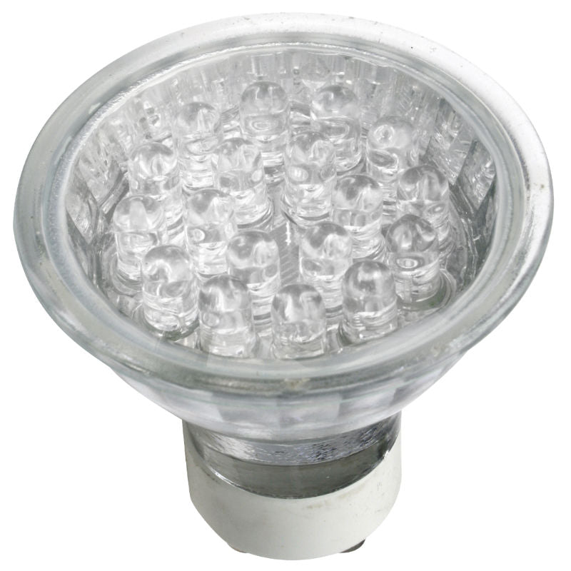 1 Watt LED GU10 Mains Voltage Lamp