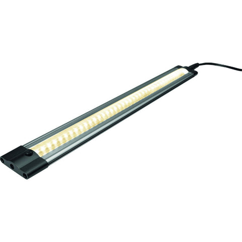 5 Watt Warm White Linear LED Under Cabinet Strip Light