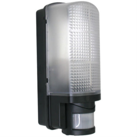 6 Watt IP44 Polycarbonate LED PIR Bulkhead