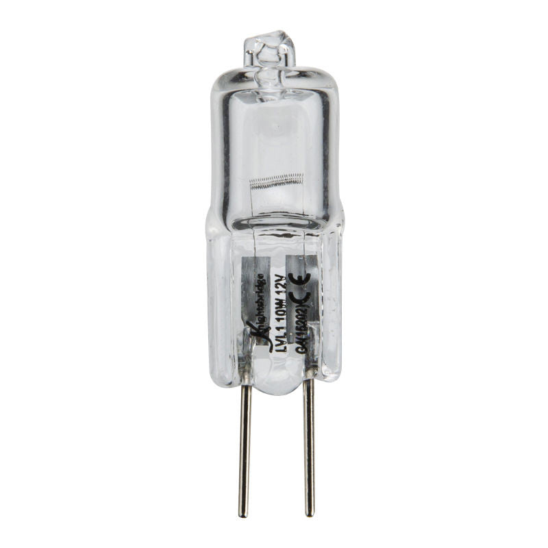 20 Watt G4 12 Volt Halogen Capsule Lamp (pack of 20)