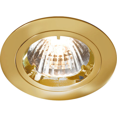 Fixed Twist & Lock Downlight (GU10/MR16)