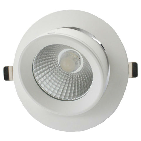 30 Watt LED Circular Wallwash Shoplight